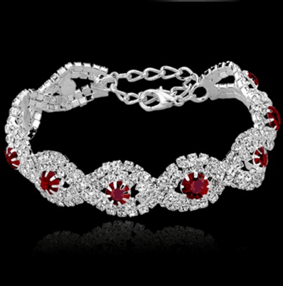 Austrian Crystal Red Masculina